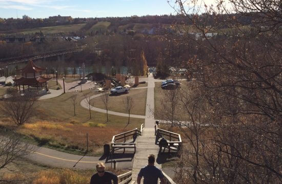YEG Stairs – Our Top Outdoor Fitness Recommendation for Beginners or Elites